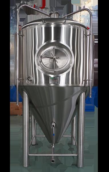 Stainless steel fermentation tank from V-Brew