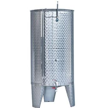 kombucha brewing vessel or tank