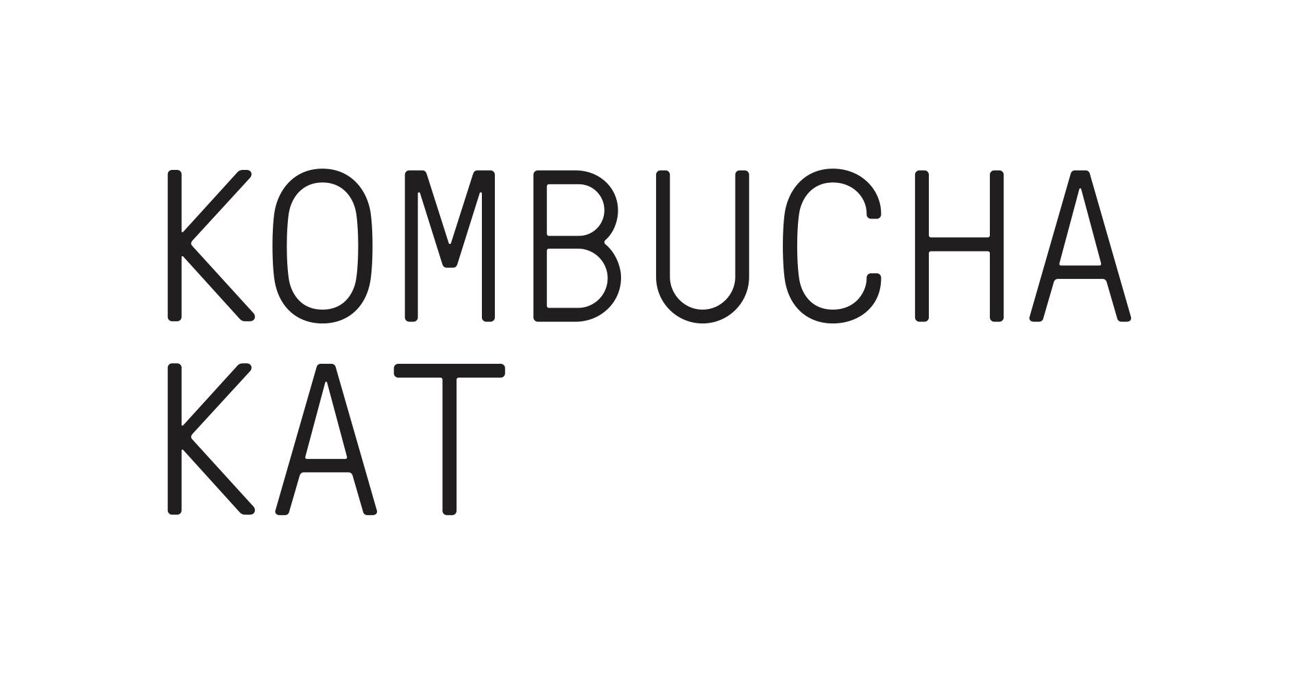 kombucha kat logo